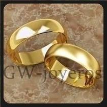 Alianzas De Oro 8grs El Par