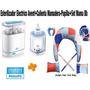 Esterilizador Electrico+calienta Mamadera-papilla Avent+set