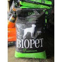 Alimento Balanceado Biopet Premium Perro Adulto X 20 Kg