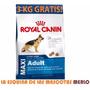 Royal Canin Maxi Adult 18kg (3kg Gratis!) Envio Zona Oeste