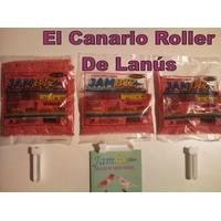 Bizcocho Con Carophil Jambiz Y Huevo / El Canario Roller