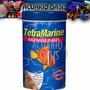 Tetra Marine Flakes 52g Alimento Para Peces Marinos Escamas