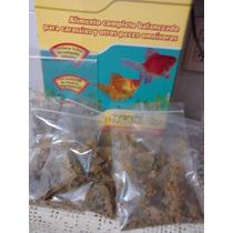 Alimento En Escamas Para Peces X 20 Grs.