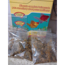 Alimento En Escamas Para Peces X 30 Grs.