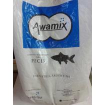 Alimento Para Peces De 3mm Bolsa X 15 Kg.