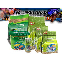 Tetra Pond Floating Sticks Pack 1680gr Acuario Oasis Envios