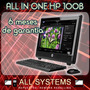 All In One Hp 100b, 20 , 4gb Ram, 1tera Disco Gtia 6 Meses