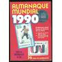 * Anuario Almanaque Mundial 1990 592 Paginas Exc Estado