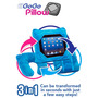 Go Go Pillow Original Tv Almohada Portátil De Viaje 3 En 1
