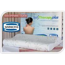 Almohada Inteligente Con Efecto Memoria Simmons - La Mejor