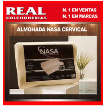 Almohada Inteligente - Viscoelastica - Nasa Cervical