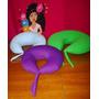 Almohada Cervical Cuello De Viaje Niños- Microperlas Eps -