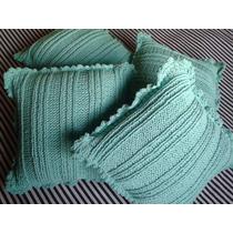 Tejidos Artesanales A Crochet: Almohadones 40 X 40!