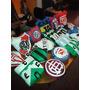 Almohadas De Futbol Escudos O Camisetas Lavables Excelentes