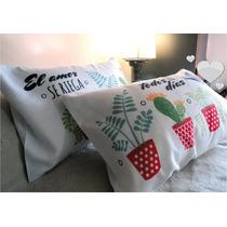 Almohadas Personalizadas + Funda San Valentin-aniversario