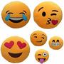 Almohadon Emoticones Whatsapp Bordados C/cierre. .