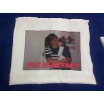 Fundas De Almohadones Personalizadas Con Foto Y Frase!!