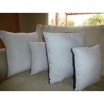 Almohadones Para Sublimar 45x45cm Y 50x40cm