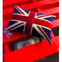 Union Jack. Almohadon.