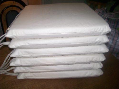 Como hacer almohadones para sillas imagui - Almohadones para sillas ...