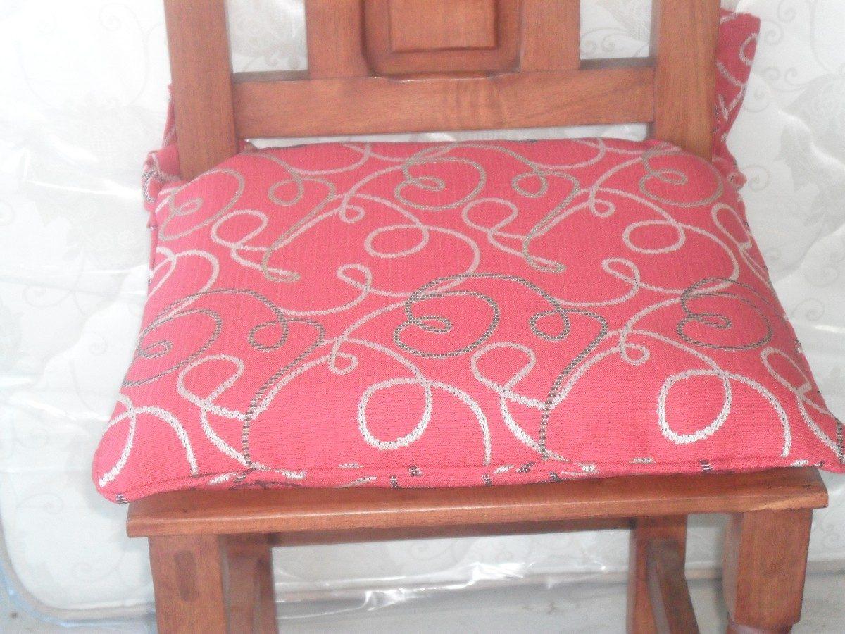 hacer almohadones para sillas imagui