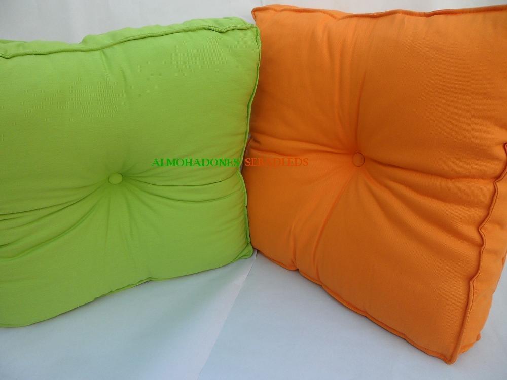 Como hacer almohadones para sillas imagui - Hacer cojines sofa ...