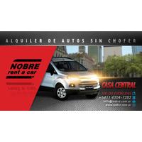 Alquiler De Auto Sin Chofer Rent A Car Capital Buenos Aires