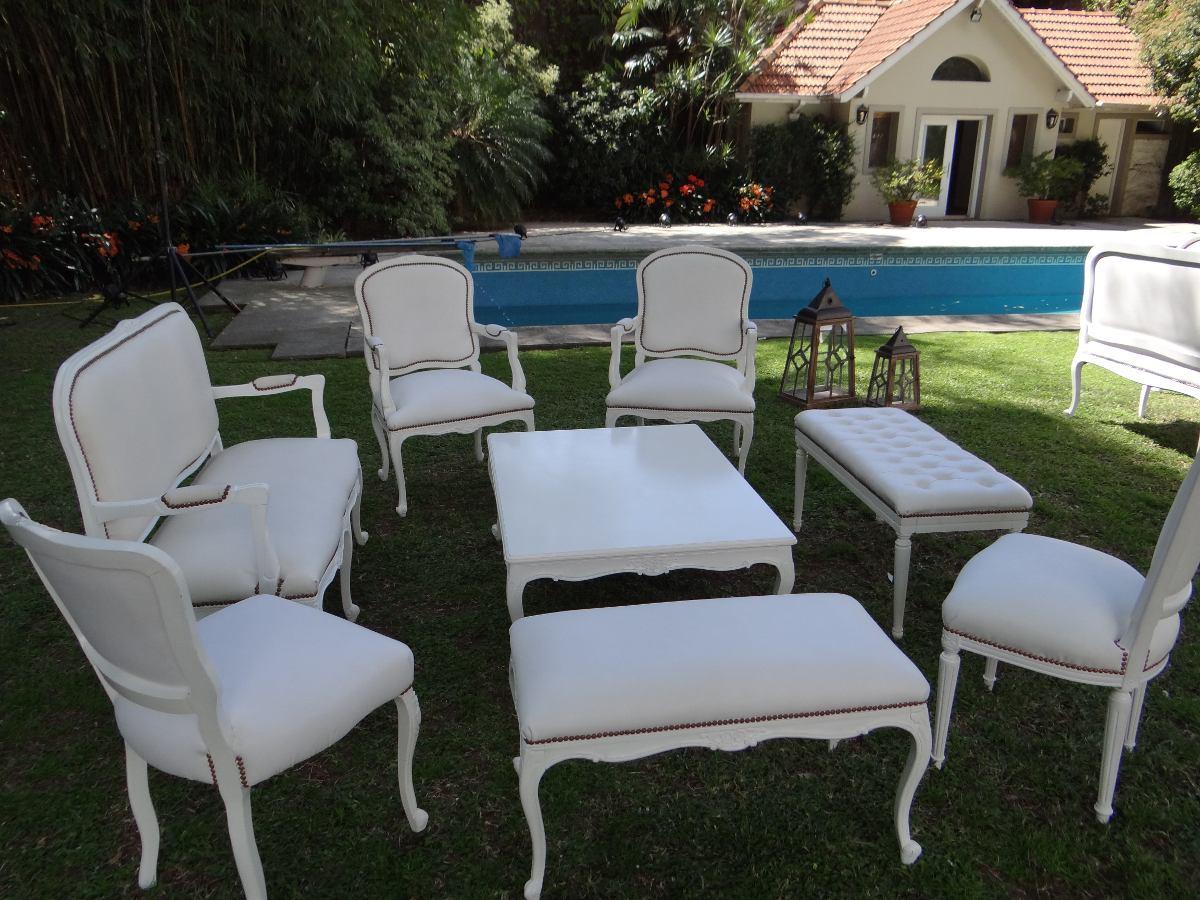 Alquiler de mobiliario de estilo luis xv y otros tigre - Estilos de mobiliario ...