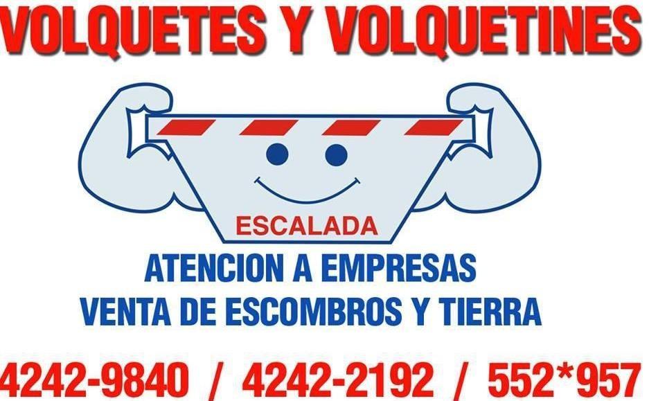Alquiler De Volquetes Zona Sur 4242 2192 Lan S Escalada