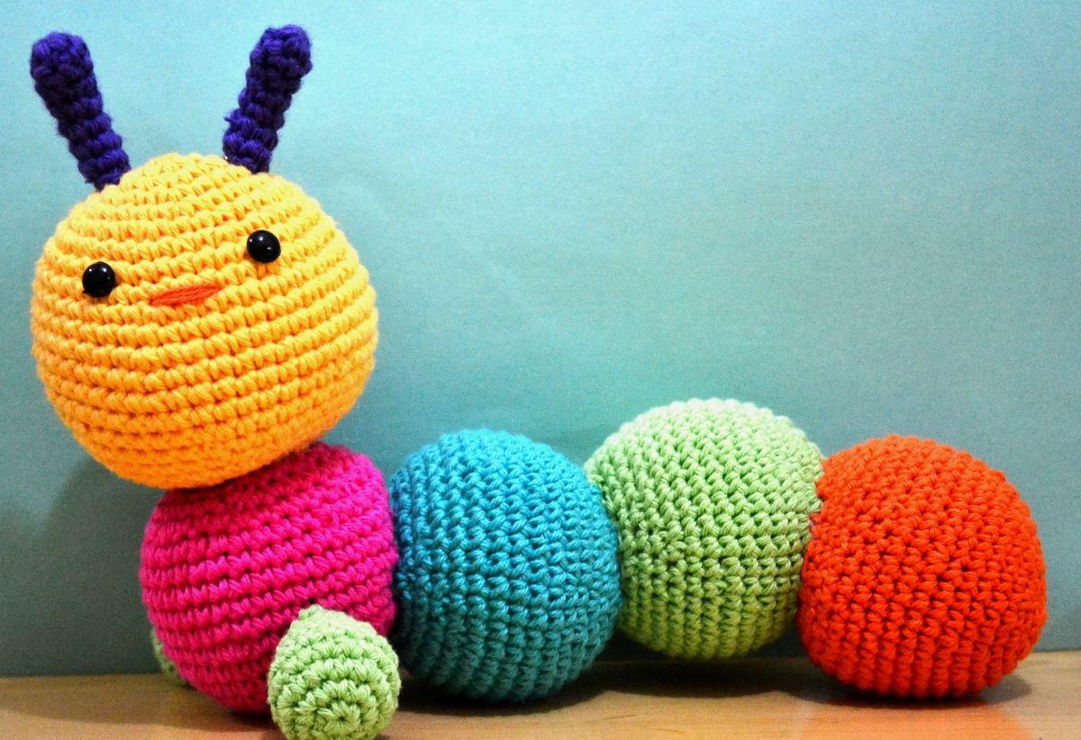 Amigurumis Animales Jirafa Tejidos Al Crochet - $ 75,00 en ...