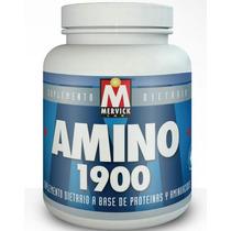 Amino 1900 Proteinas Aminoacidos Mervick Lab 120 Comprimidos