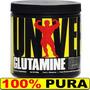 Glutamina 120 Grs Universal Pura + Rutina Y Plan Crecimiento