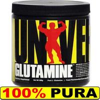 Glutamina 300 Grs Universal Pura + Rutina Y Plan Crecimiento