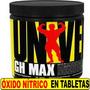 Gh Max Universal 180 Tbs Arginina Ornitina Carnitina Energia