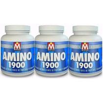 Amino 1900 Mervick 360 Comp. Arginina - L-glutamina - Bcaa