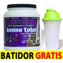 Amino Total Pulver 2 Kg (cirugía Bariátrica) + Vaso Gratis