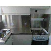 Acero inoxidable placas para revestir pared cocina - Cocina de acero inoxidable precio ...