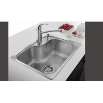 Pileta-bacha Cocina Johnson Acero Inoxidable Luxor Mini Si55