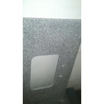 Mesada De Granito Marmolado De 1.20 X 0.60