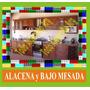 Alacenas Y Bajo Mesadas De Algarrobo