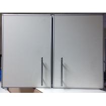 Alacena 60 Cm Borde Aluminio