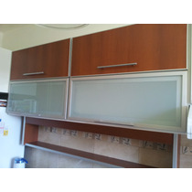 Amoblamientos De Cocinas Frentes E Interiores De Placards