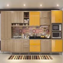 Mueble De Cocina-bajo Mesada-alacena-cajonera-despensero