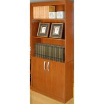 Biblioteca C/estantes Y Puertas Mosconi (nuevo)