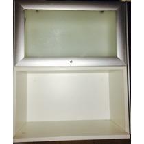 Alacena Rebatible Vidrio Con Porta Microondas 60 X 72h Cm