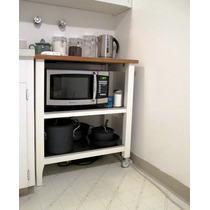 Mesa microondas mesa electrodomesticos mesa microondas mesa for Mueble auxiliar microondas