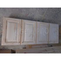 Argen Pino Alacena 1,40 X 0,62 X 0,30 1ra Calidad Fabrica