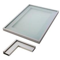 Puertas De Aluminio Para Alacenas Con Vidrio A Medida