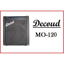 Amplificador Multiple Decoud Mo120/teclado-guitarra