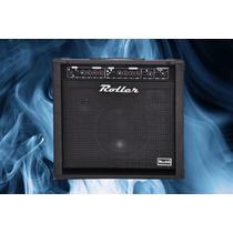 Amplificador Roller Mx 60watts Guitarra-bajo-voz-teclado-mp3